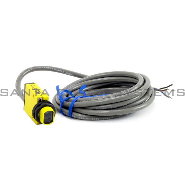 Banner SM312LV-25618 Retroreflective Sensor | MINI-BEAM Product Image