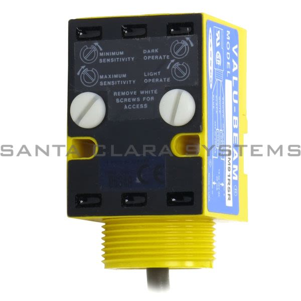Banner SM91RSR-25288 Opposed Sensor | Receiver Product Image