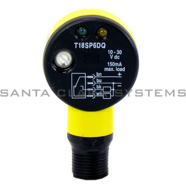 Banner T18SP6DQ-34631 Diffuse Sensor Product Image