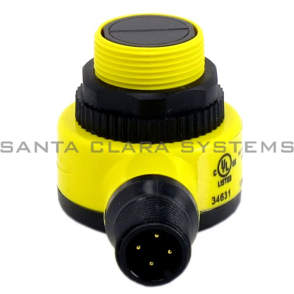 Banner T18SP6DQ-34631 Diffuse Sensor | EZ-BEAM Product Image