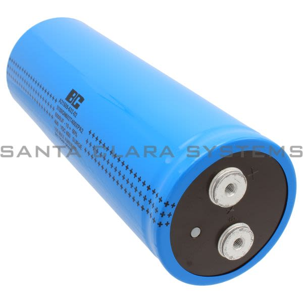 BC A21509-532-02 Capacitor 6000Uf 400VDC/ 450 Surge | Philips Product Image