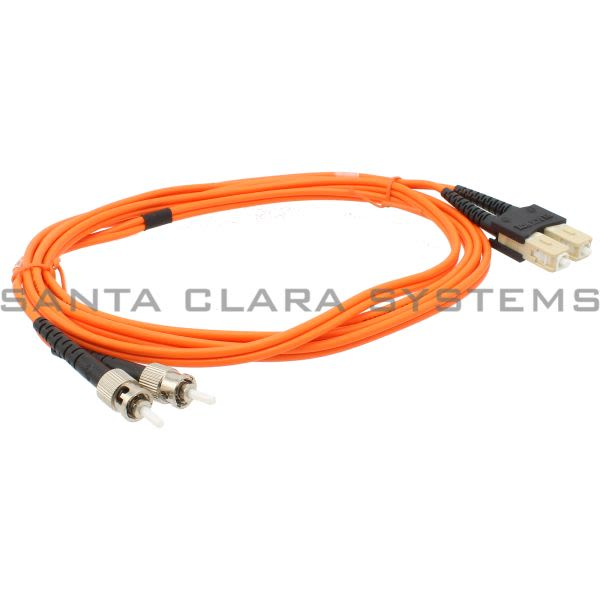 Black Box EFN110-002M-STSC 62-5-Micron Fiber Optic Patch Cable Product Image