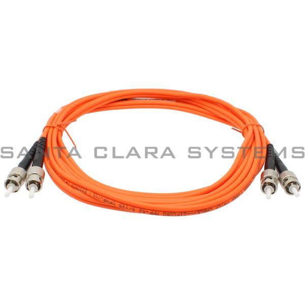 Black Box EFN110-003M-STST 62-5-Micron Fiber Optic Patch Cable Product Image