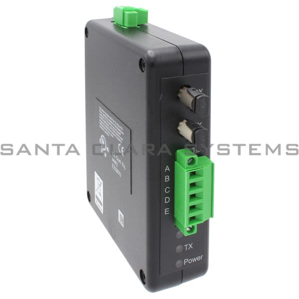 Black Box MED100A RS-232/RS-485 to Fiber Driver Product Image
