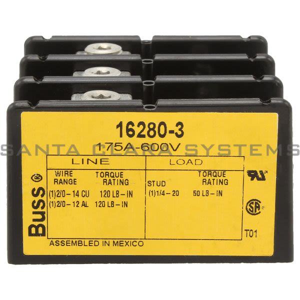 Bussmann 16280-3 Power Block Product Image