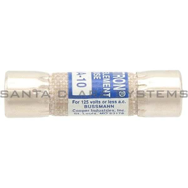 Bussmann FNA-10 Fuse Product Image