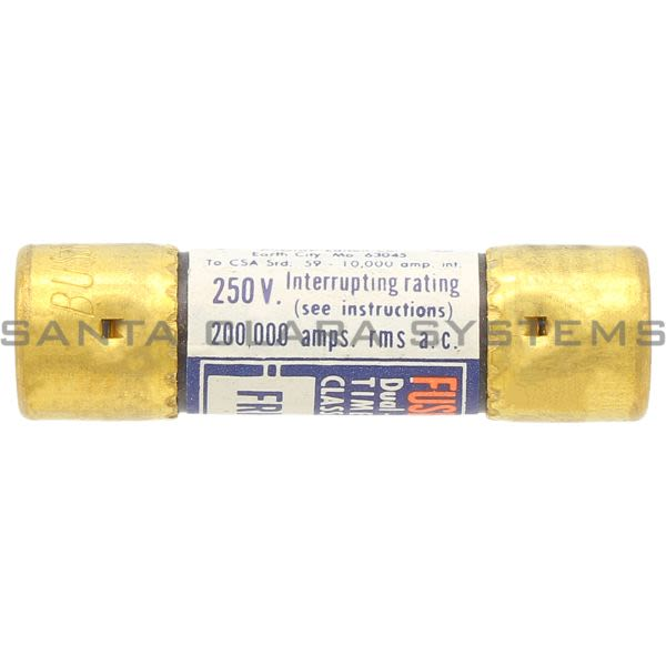 Bussmann FRN-15 Fuse 250V Class K5 Product Image