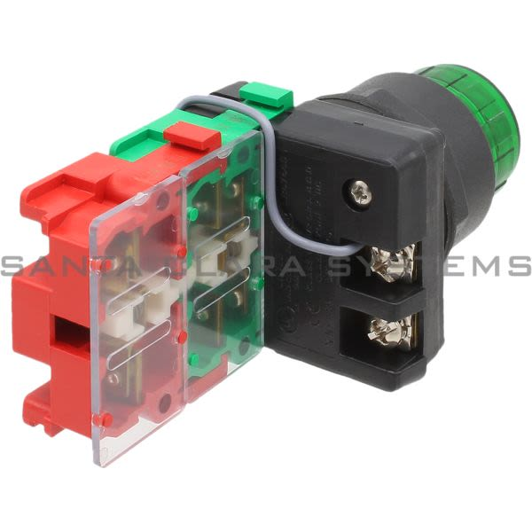 C3 Controls FVPTT120-IPBCGN Pushbutton   Green Product Image