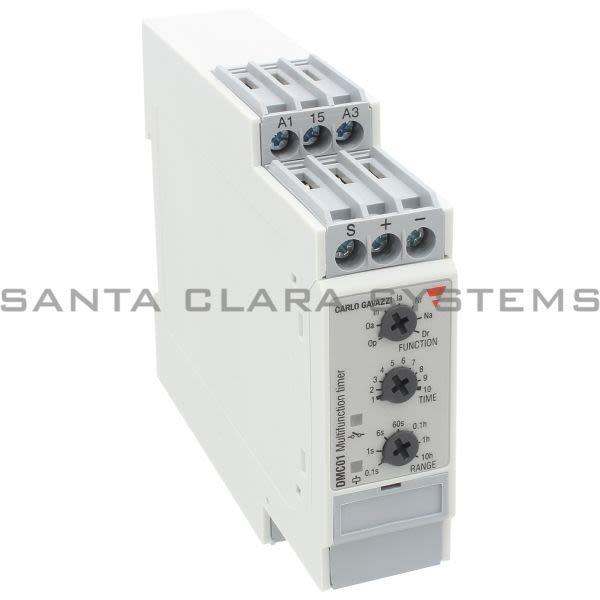 Carlo Gavazzi DMC01CB23 Multifunction Timer Product Image