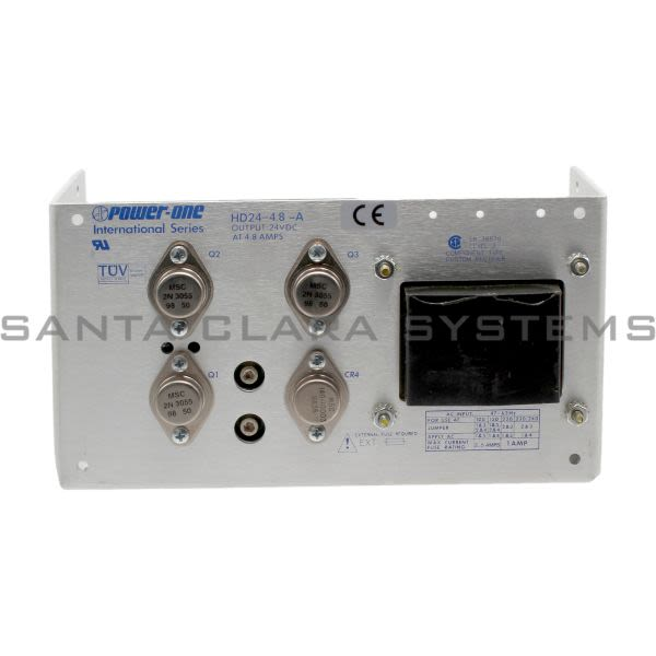 Condor HD24-4.8-A Power Supply | HD24-4.8-A+ Product Image
