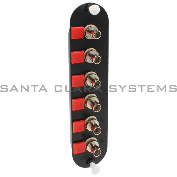 Corning Cable Systems CCH-CP06-15T Closet Connector Panel Product Image