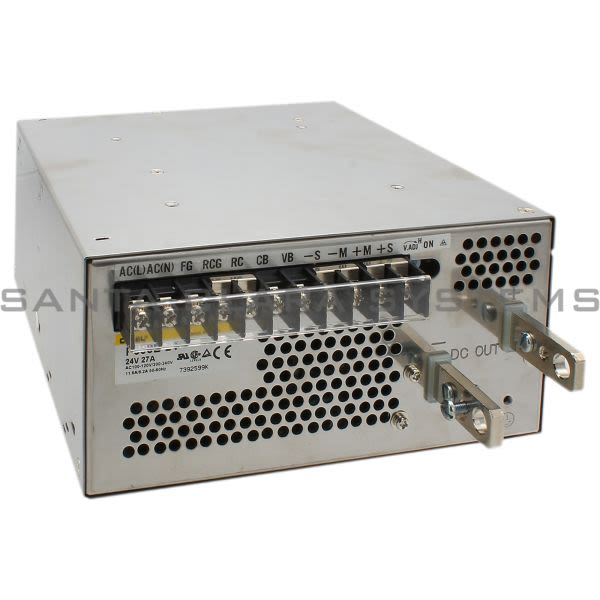 Cosel P600E-24 Power Supply Product Image