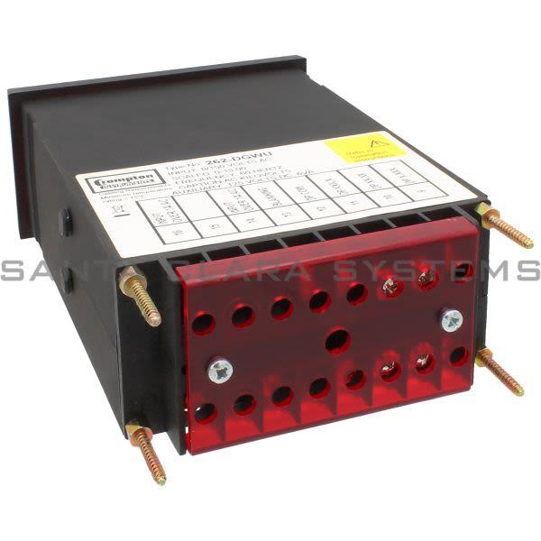 Crompton 262-DGWU-PZTC-PS-18 Instruments Panel Meter | A-C Kilovolts Product Image