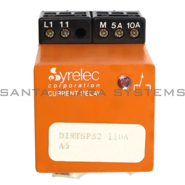 Crouzet DIRTSP82110A Current Relay Product Image