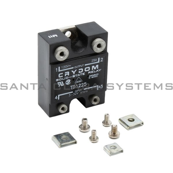 Crydom TD1225 Solid State Relay Product Image