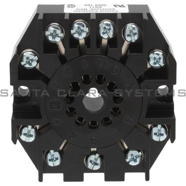 Custom Connector RB11 Relay Socket Product Image
