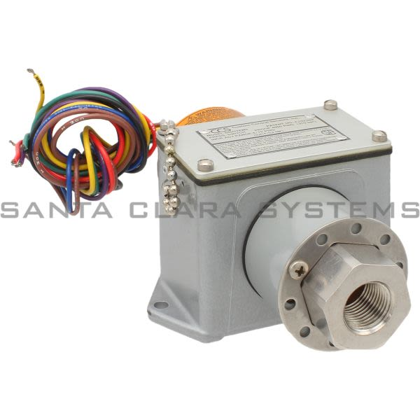 Custom Control Sensors 646GZEM2 Pressure/Temperature Switch Product Image