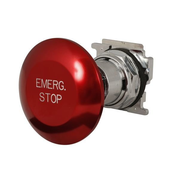 Cutler-Hammer 10250ED1080 E-Stop Pushbutton Product Image