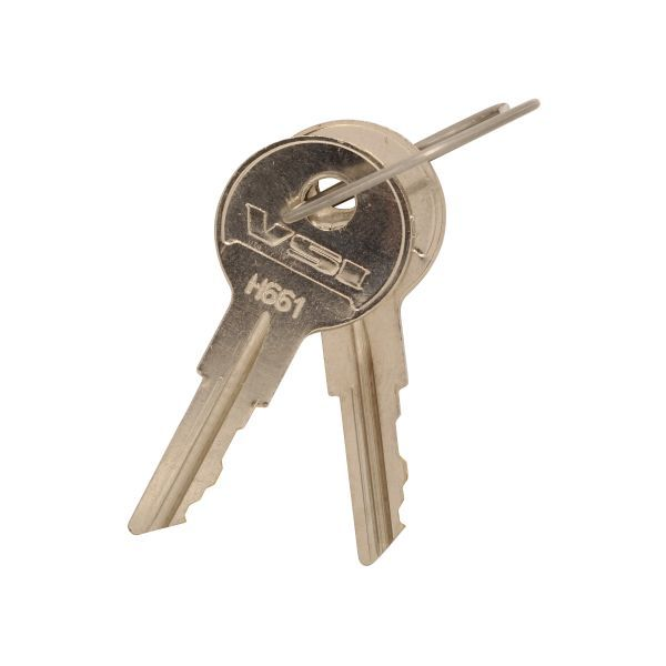 Cutler-Hammer 10250ED824  Replacement Keys | H661 Product Image