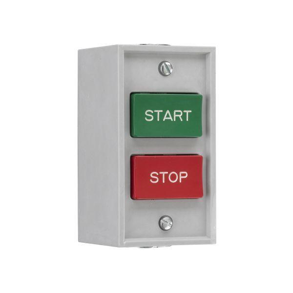 Cutler-Hammer 10250H5200 Push Button Start/Stop NEMA 1 | Eaton Product Image