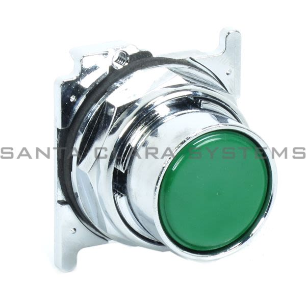 Cutler-Hammer 10250T103 Pushbutton Green | Eaton Product Image