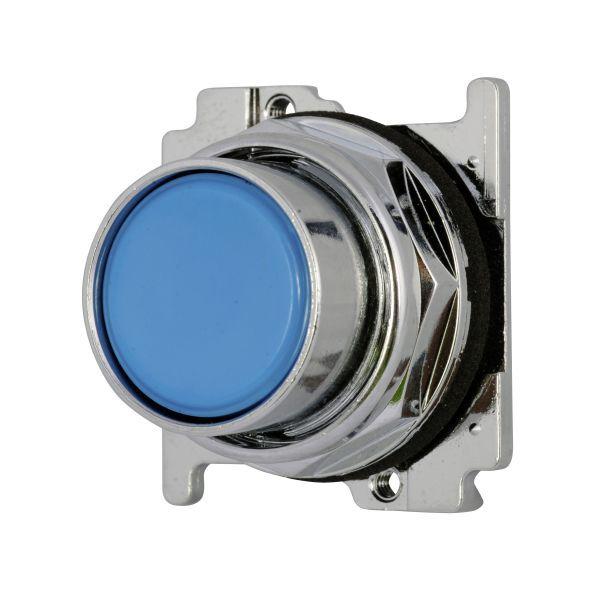 Cutler-Hammer 10250T108 Pushbutton Operator Non-Illuminated Blue | Eaton Product Image