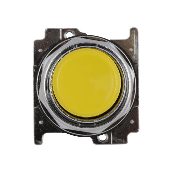 Cutler-Hammer 10250T120 Pushbutton Extended Yellow | 10250T-120 Product Image
