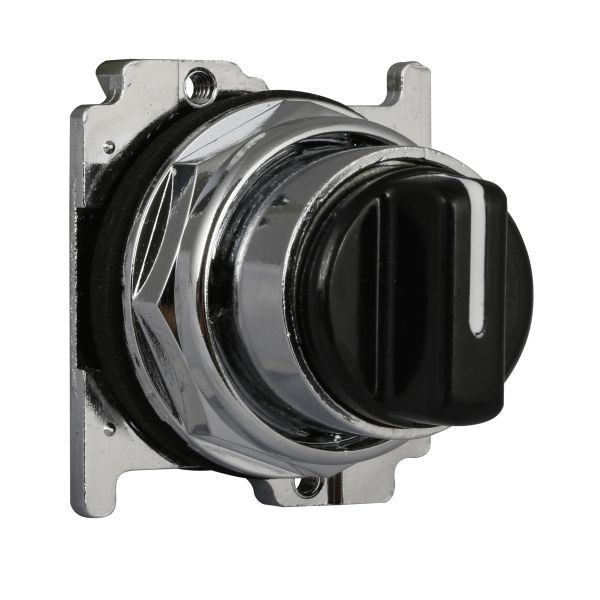 Cutler-Hammer 10250T1333 Selector Switch 3-Position Black | 10250T1333 Product Image
