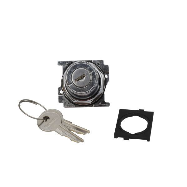 Cutler-Hammer 10250T15112 Selector Switch Key 2 Position | Eaton Product Image