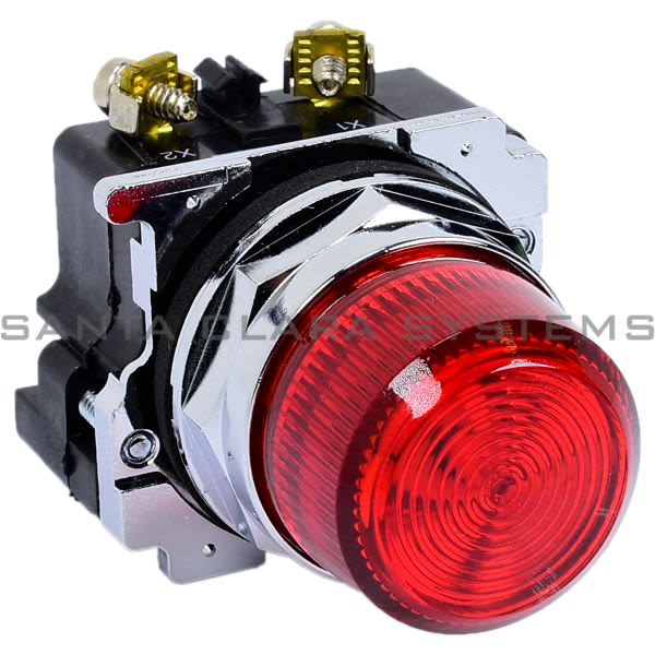 Cutler-Hammer 10250T181LRP06 Indicator Light Red Product Image