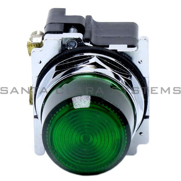 Cutler-Hammer 10250T197LGP24 Pilot Light Green LED Full Voltage | Eaton Product Image