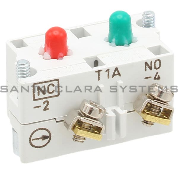 Cutler-Hammer 10250T1A Contact Block Product Image