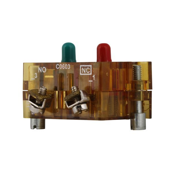 Cutler-Hammer 10250T1C Contact Block Product Image