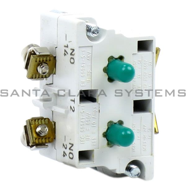 Cutler-Hammer 10250T2 Contact Block   10250T-2 Product Image