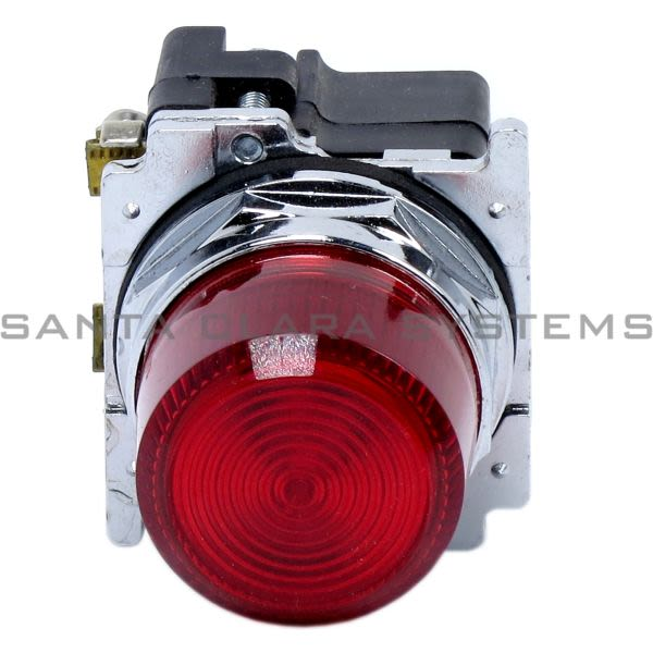Cutler-Hammer 10250T201NC1N Pilot Light Red Incandescent Product Image