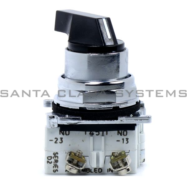 Cutler-Hammer 10250T21LB Selector Switch Product Image