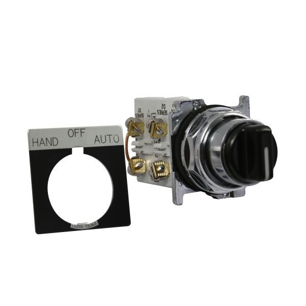 Cutler-Hammer 10250T22KB-POP Selector Switch Product Image