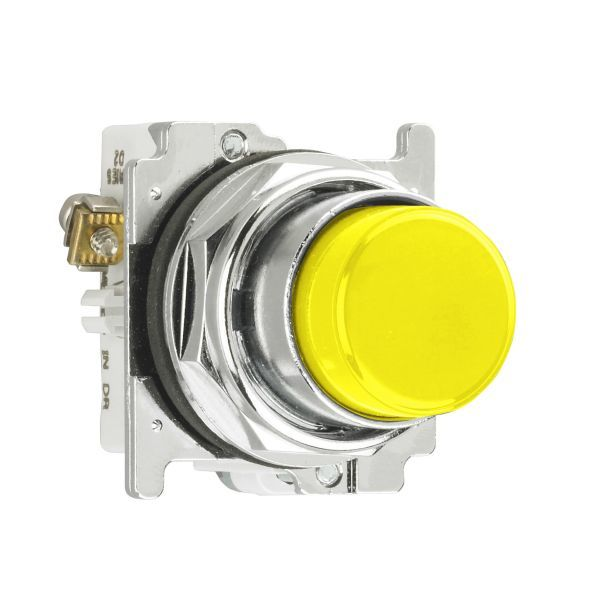 Cutler-Hammer 10250T25Y Push Button Product Image