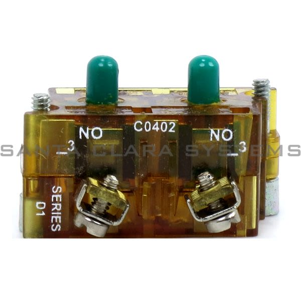 Cutler-Hammer 10250T2C Contact Block Product Image