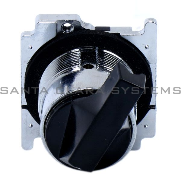 Cutler-Hammer 10250T3011 Selector Switch 2-Pos Black Lever   10250T-3011 Product Image