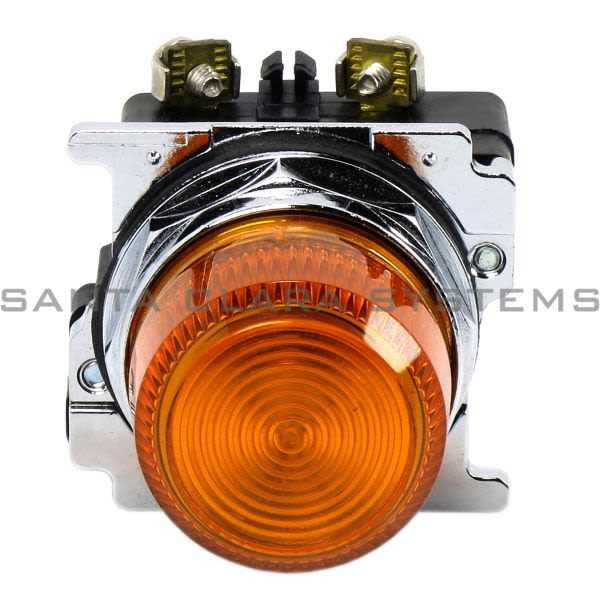 Cutler-Hammer 10250T34A Pilot Light Amber | Eaton Product Image