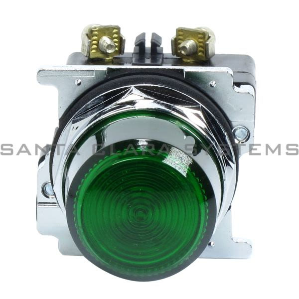 Cutler-Hammer 10250T34G Pilot Light Green | Eaton Product Image