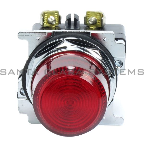 Cutler-Hammer 10250T34R Pilot Light Red Product Image