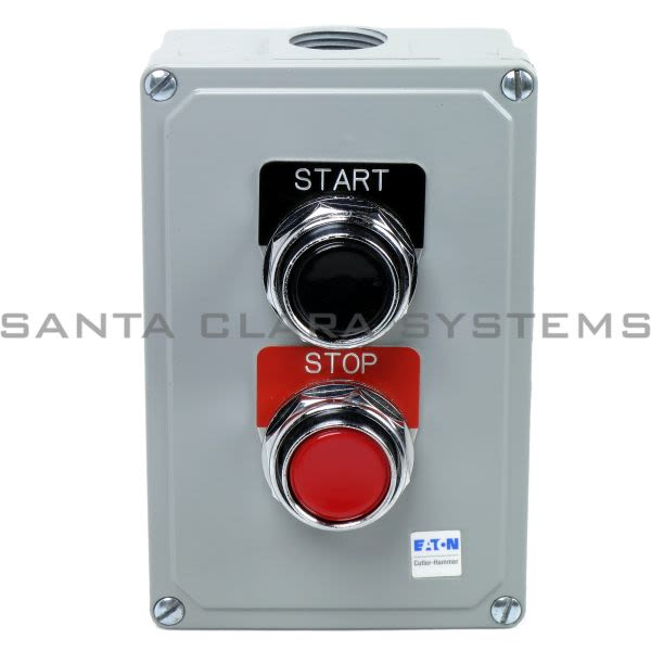 Cutler-Hammer 10250T3525 Pushbutton Station Start/Stop 2-NO 2-NC | 10250T3525 Product Image