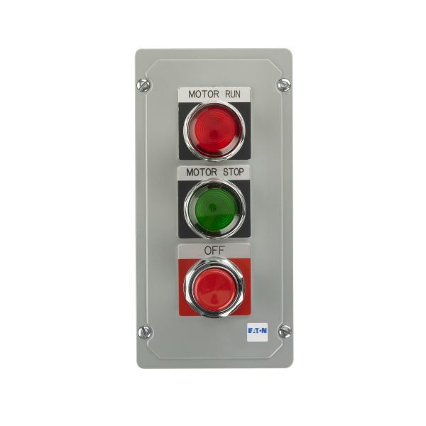 Cutler-Hammer 10250T3536 Push Button Statio Product Image