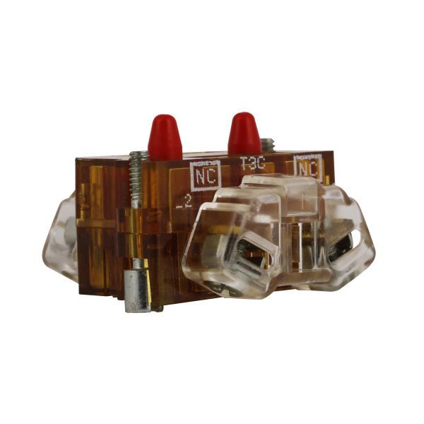 Cutler-Hammer 10250T3C Contact Block 2 NC Product Image