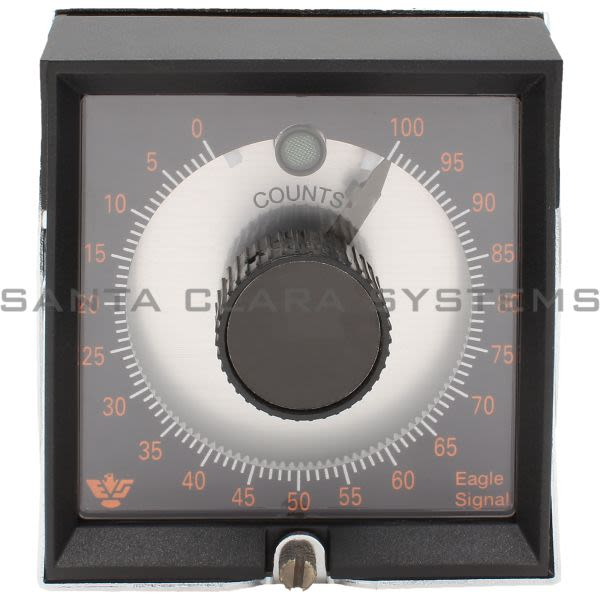 Eagle Signal HZ170A6 Counter Electric Reset Cycl-FLEX | Danaher Product Image