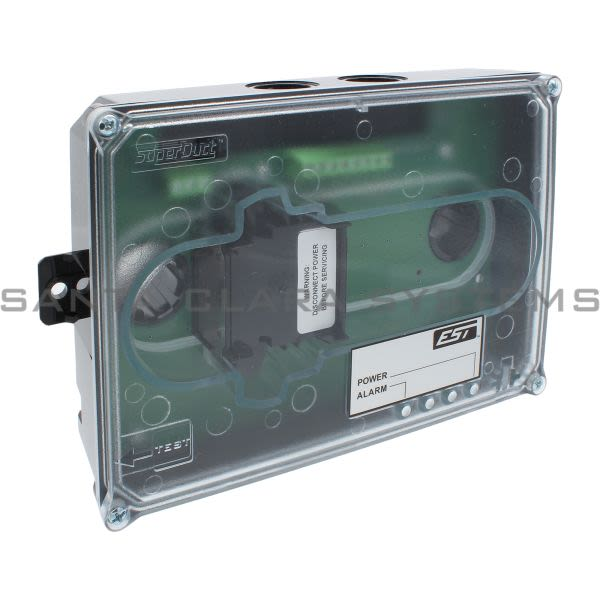 Edwards Photoelectric Duct Smoke Sensor Siga Sd En Stock