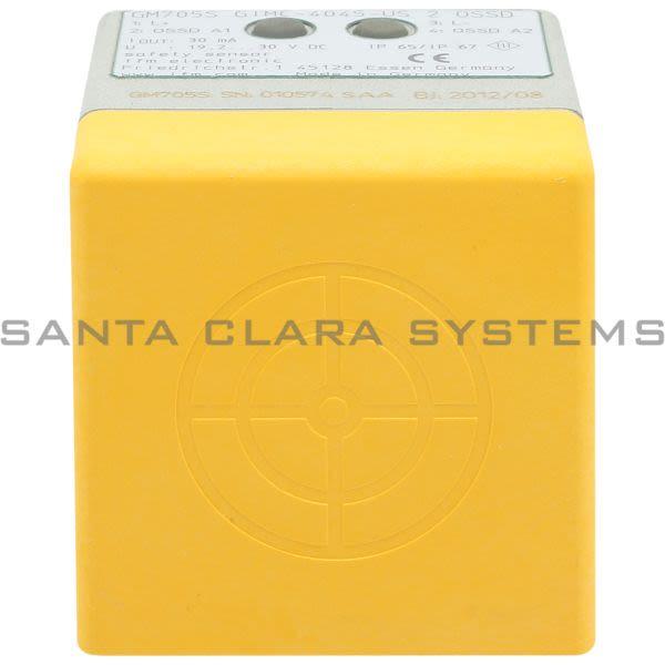 Efector GM705S Fail-safe Inductive Sensor   GIMC-4045-US/2OSSD Product Image