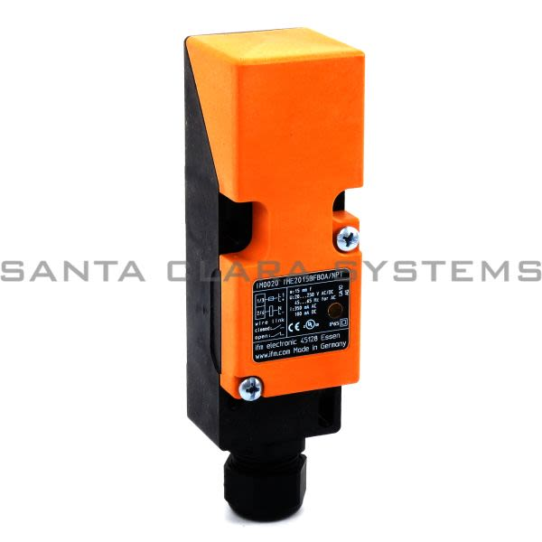 Efector IM0020 Inductive Sensor | IME2015BFBOA/NPT/RT Product Image